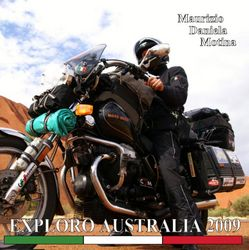 Exploro Australia 2009 - DVD video Exploro Australia