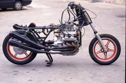 Guzzi - Moto - Personaggi -