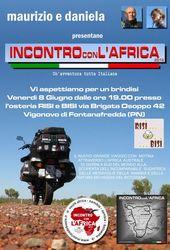 Incontro con l'Africa 2012 -
