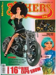 Press - Bikers Life - Marzo 2010