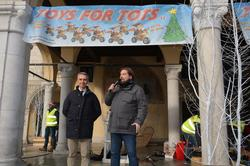 Toys for tots 2019 -