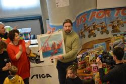 Toys for Tots 2018 -