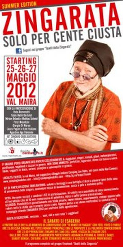Zingarata 2011 - Zingarata